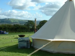 Foxholes castle  Camping