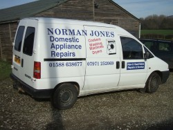 Norman Jones Domestic Appliances